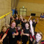 Year 3 & 4 Benchball competition