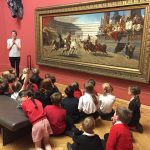 Year 4 trip to Manchester Art Gallery