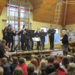 Musical Performance from New Mills School