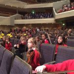Year 4 perform with the Halle!!