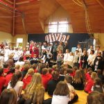 "Year 3 & 4 Performance of ""Olivia""!"