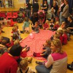 New Mills Primary School Toddler Group Christmas Party