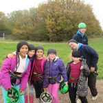 Year 5's residential to Kingswood