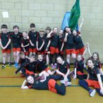 Sports hall Athletics Competition