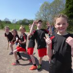 Year 3 & 4 Rounders Competition